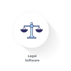Legal Software Icon